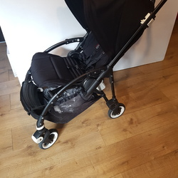 Poussette Bugaboo bee plus All Black